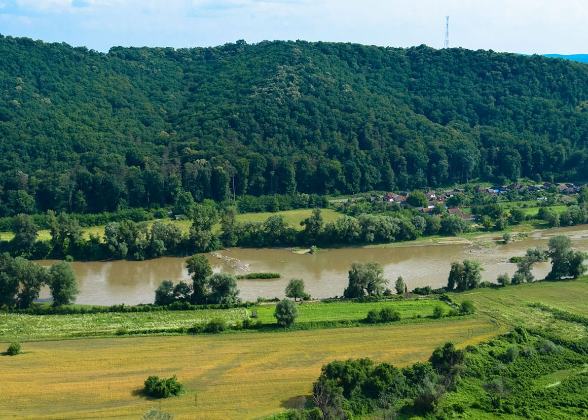 Mures Valley
