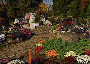 Anastasie Fătu Botanical Garden