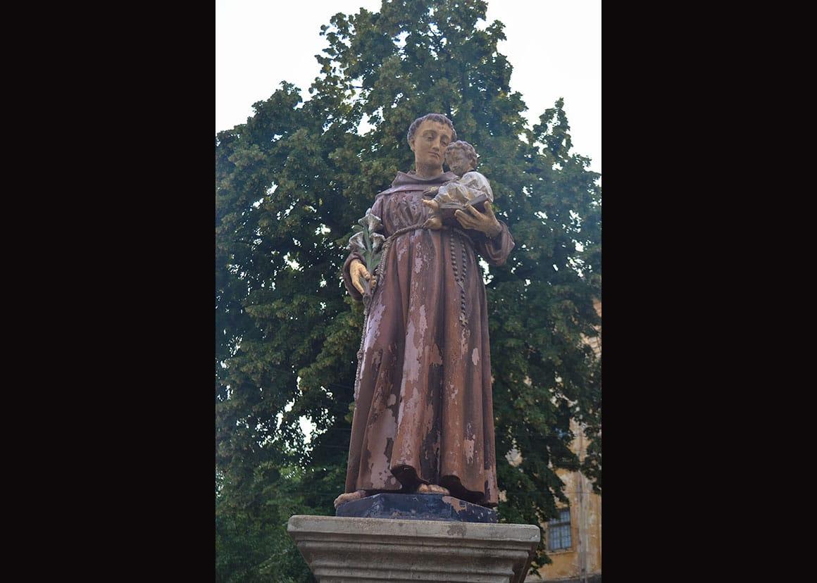 Călugăr franciscan