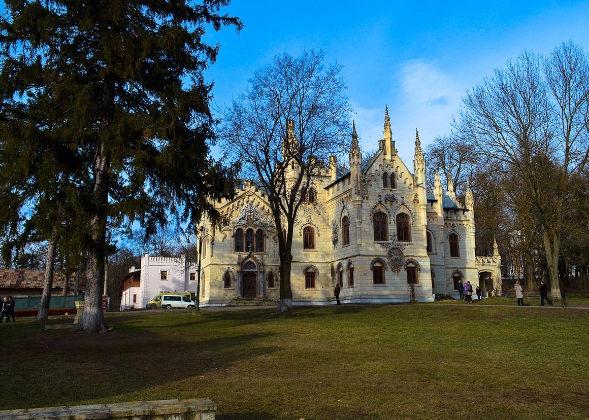 Castelul Sturza