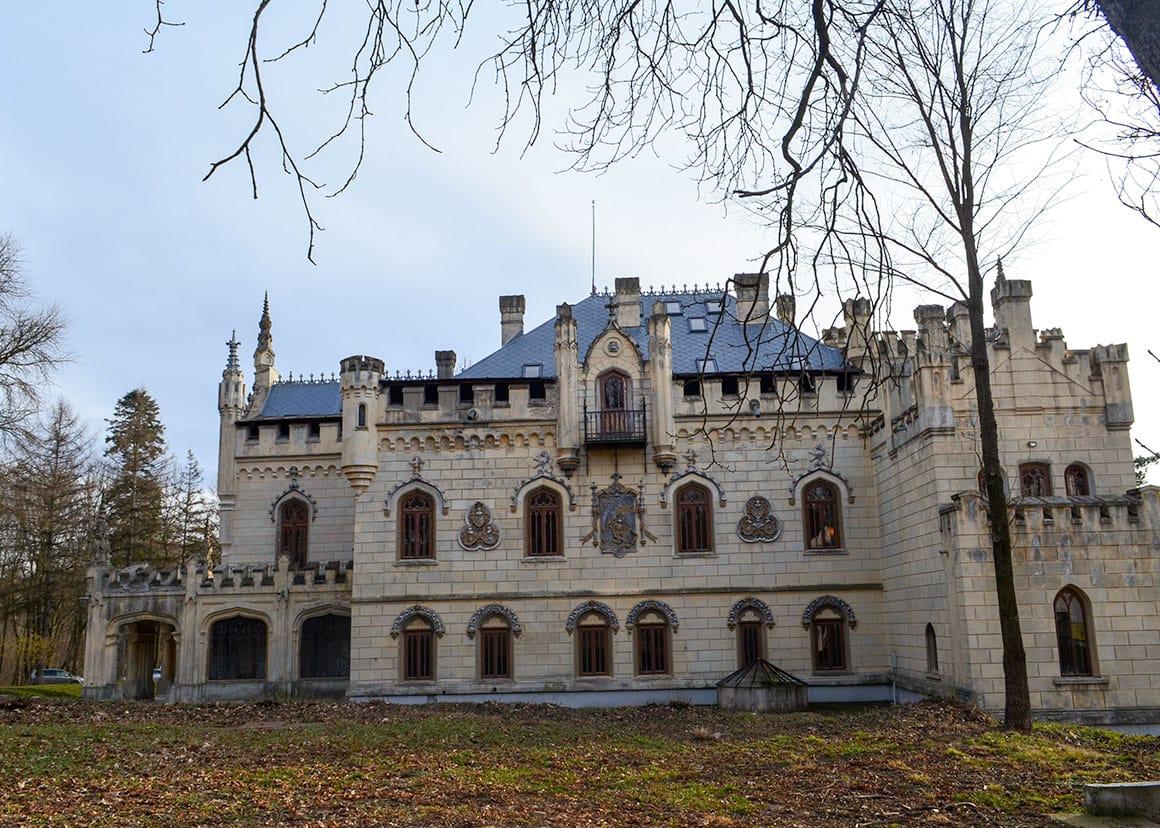 Sturza Castle
