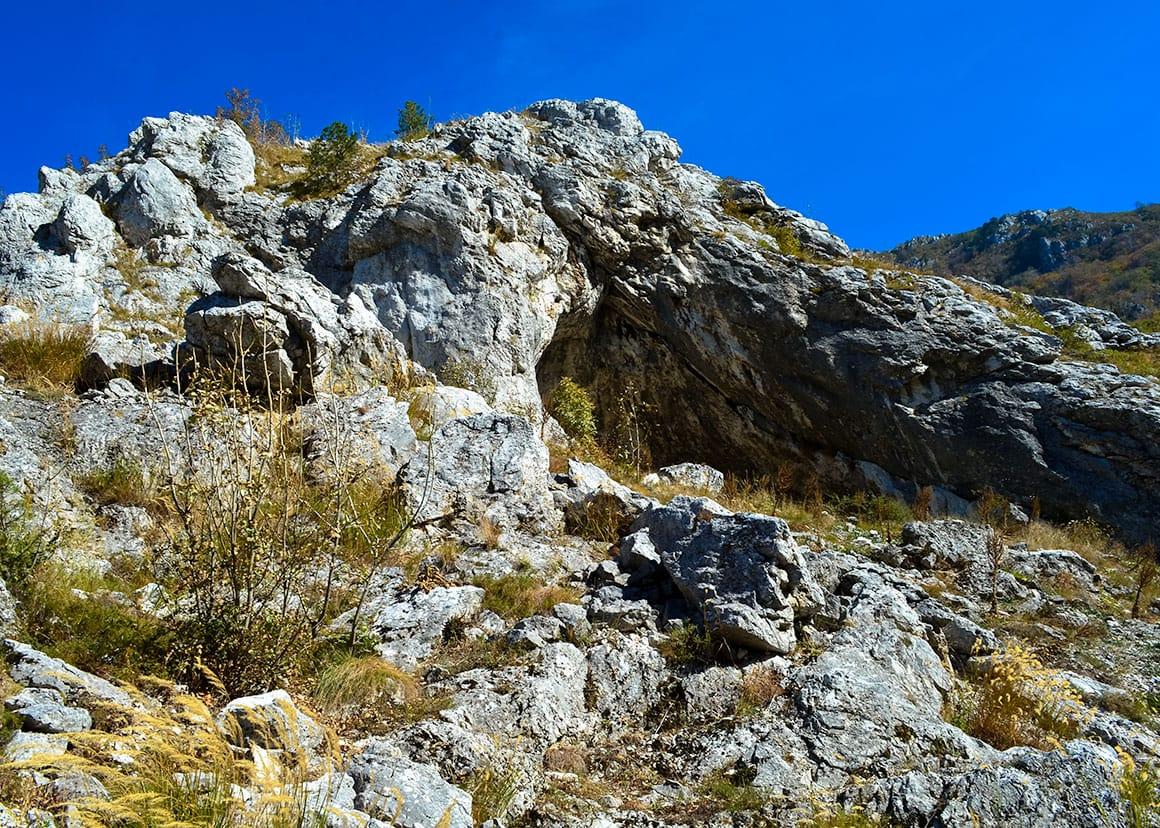 Tasnei Gorges