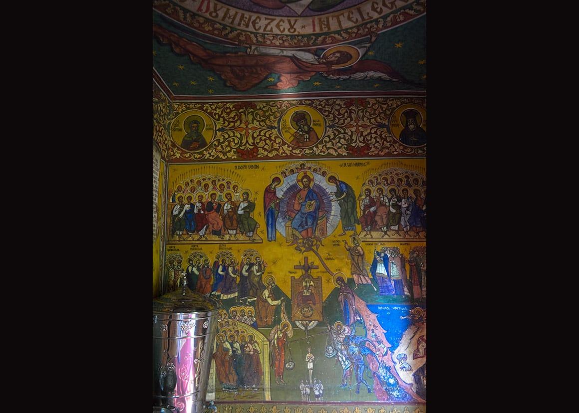 Bucium Monastery