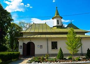 Manastirea Bucium