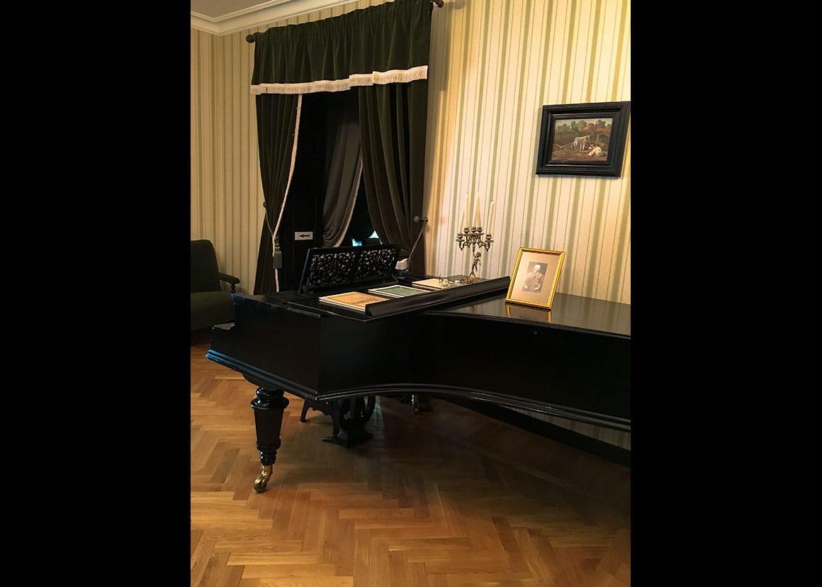 Camera de muzică