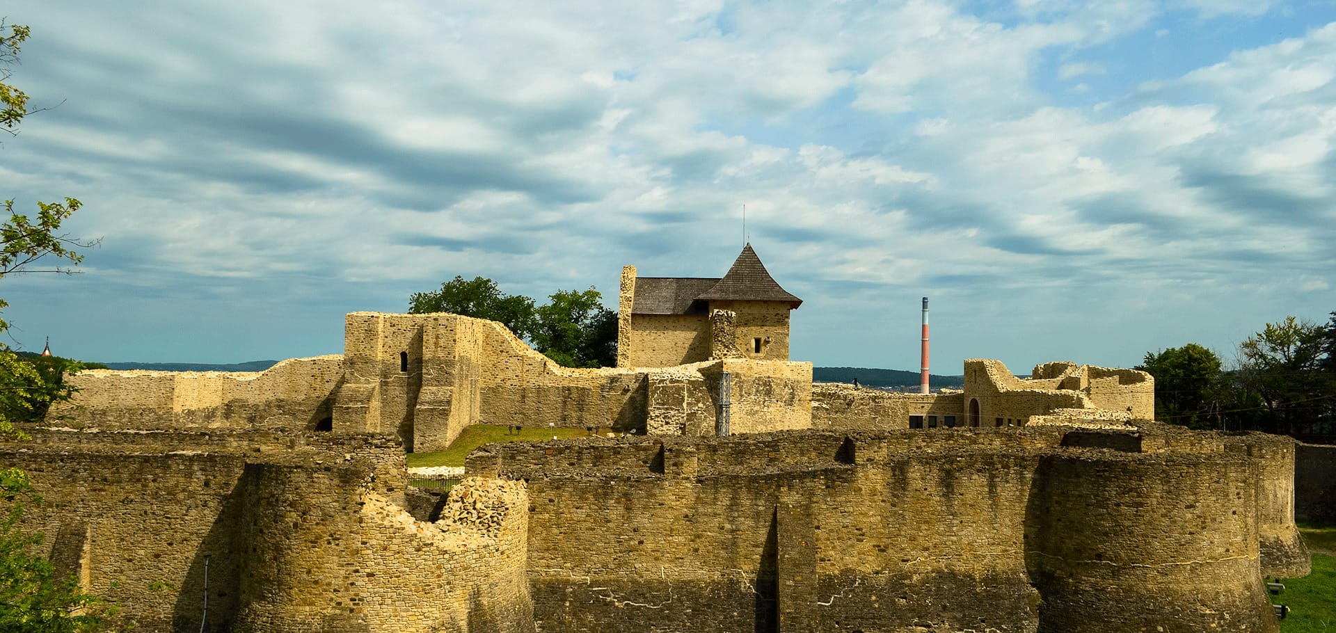 The Seat Fortress of Suceava