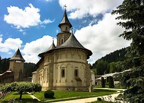 Mănăstirea Putna