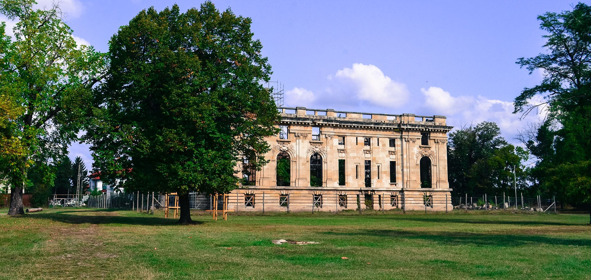 Petit Trianon of Floresti