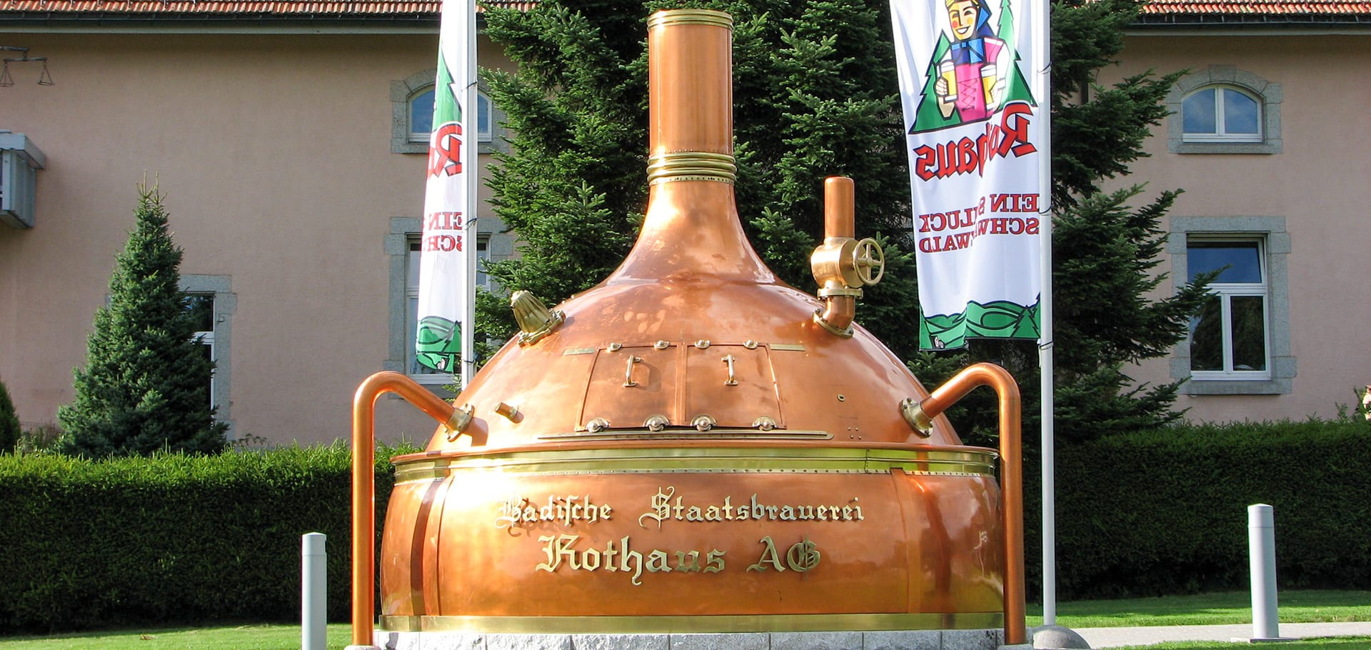 Rothaus State Brewery of Baden